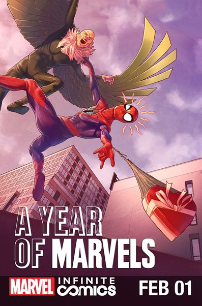 A Year Of Marvels (2016)
