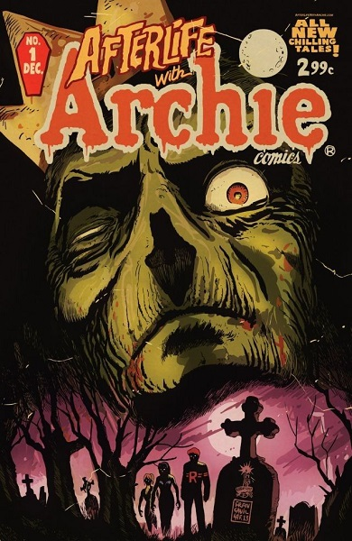 Afterlife With Archie (2013)