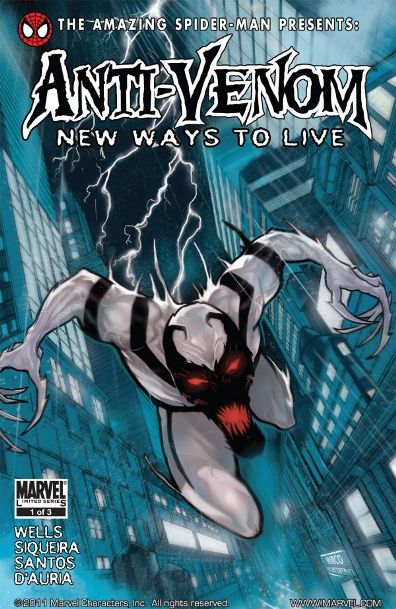 Amazing Spider-Man Presents: Anti-Venom (2009)