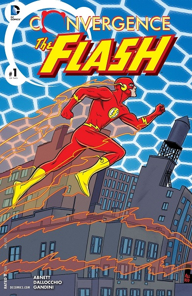 Convergence The Flash (2015)