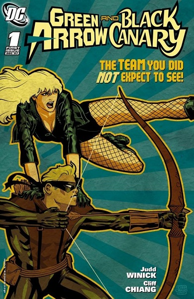 Green Arrow and Black Canary (2007)