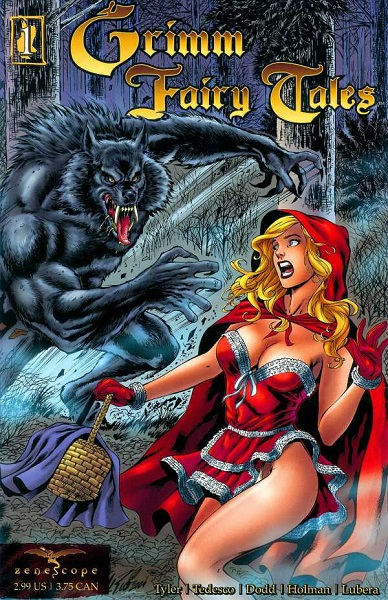 Grimm Fairy Tales (2005)