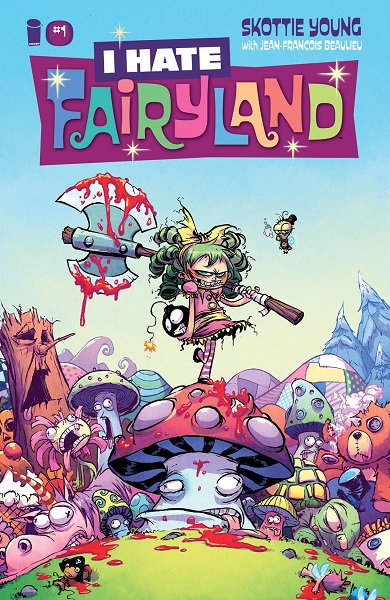 I Hate Fairyland (2015)