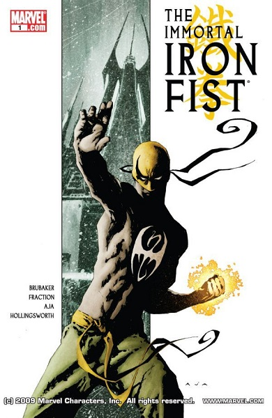 Immortal Iron Fist (2006)