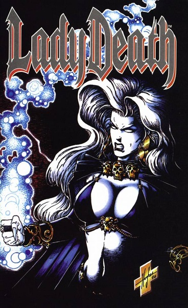 Lady Death: Between Heaven and Hell (1995)
