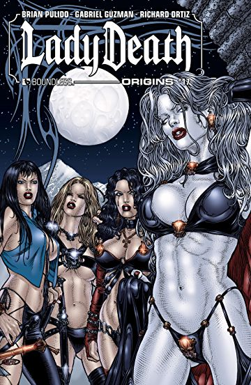 Lady Death: Lost Souls (2005)