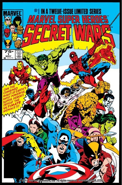 Marvel Super-Heroes Secret Wars (1984)