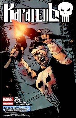 The Punisher #07