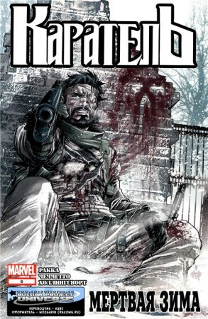 The Punisher #08