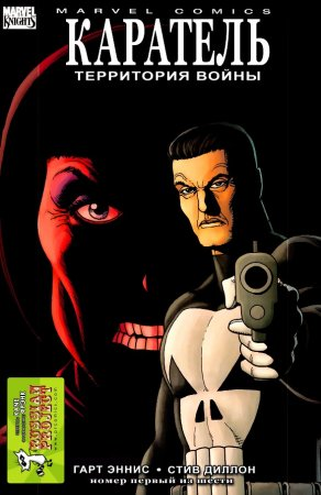 Punisher: War Zone #01