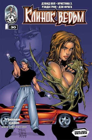 Witchblade #030