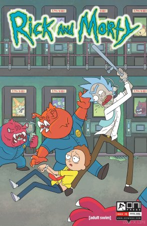 Rick and Morty #01