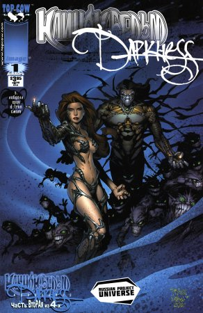 Witchblade/ The Darkness #01
