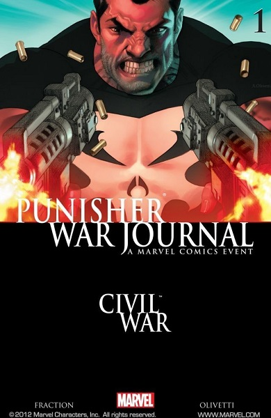 Punisher War Journal (2006)