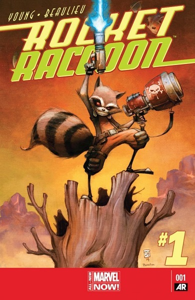 Rocket Raccoon (2014)