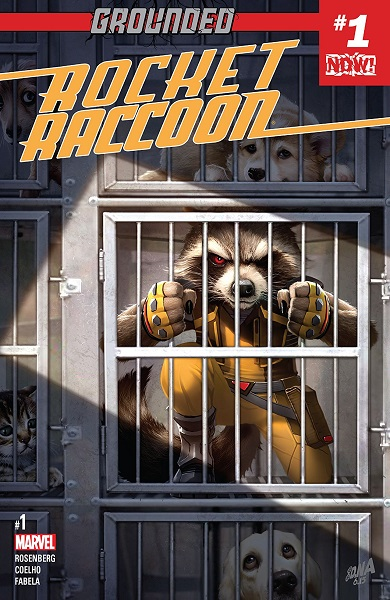 Rocket Raccoon (2016)