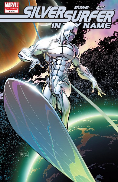 Silver Surfer: In Thy Name (2008)