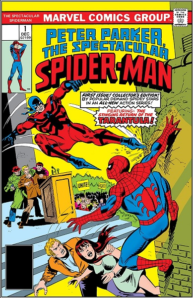 Spectacular Spider-Man (1976)
