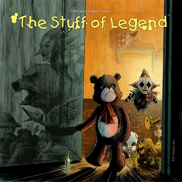 Stuff Of Legend (2009)