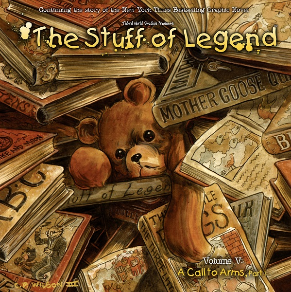 Stuff of Legend: A Call to Arms (2017)