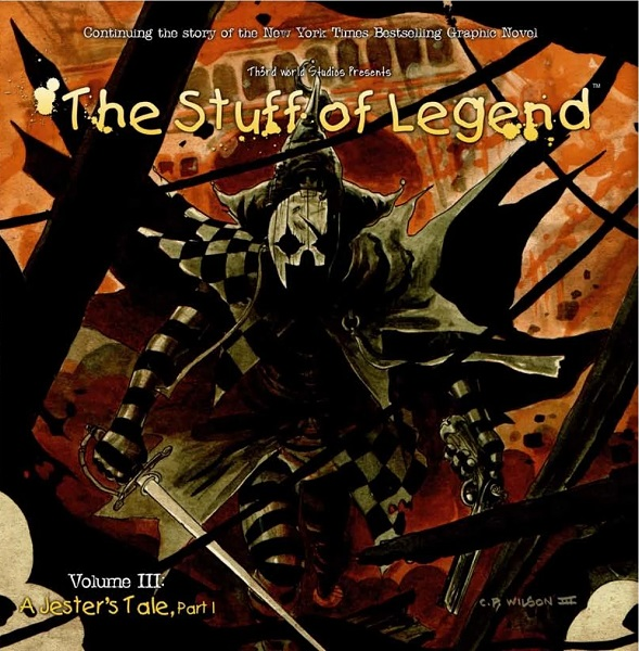 Stuff of Legend: A Jester's Tale (2011)