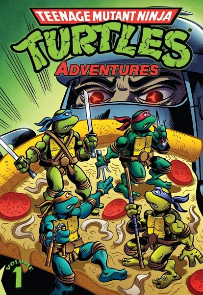Teenage Mutant Ninja Turtles Adventures (1989)