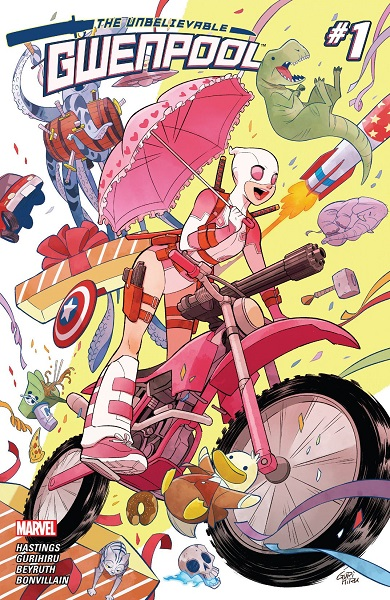 Unbelievable Gwenpool (2016)
