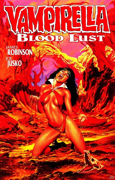 Vampirella: Blood Lust (1997)