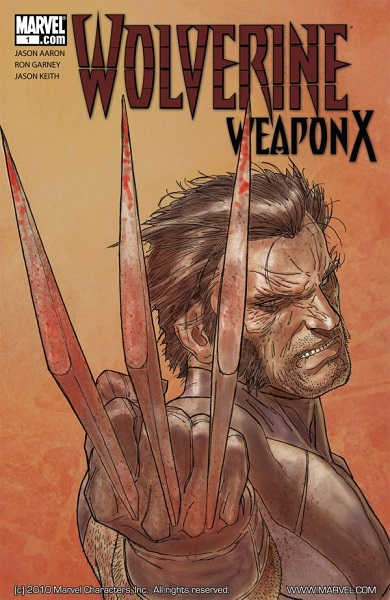 Wolverine Weapon X (2009)